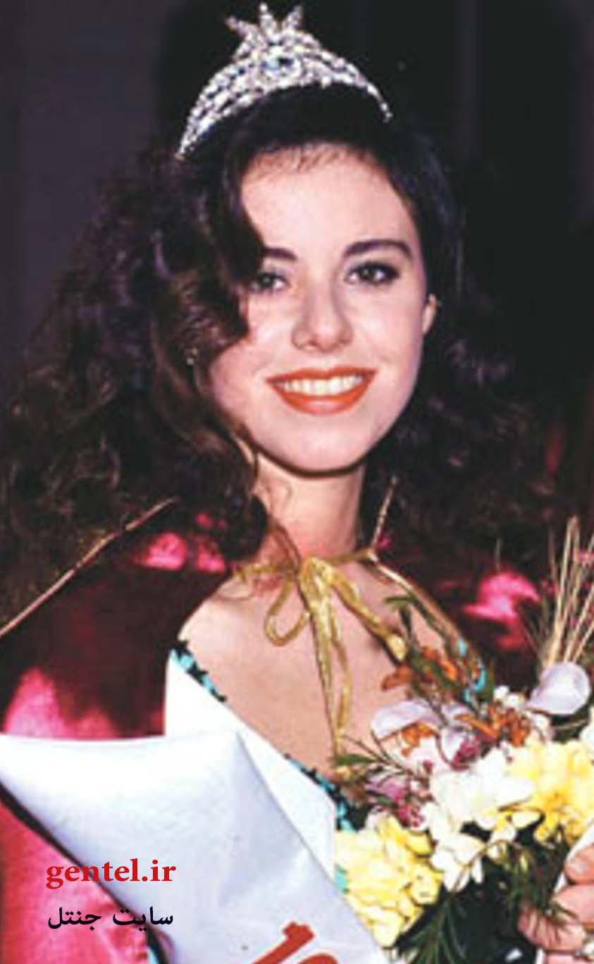 دفنه سامیلی در مسابقات دختر زیبای اروپا