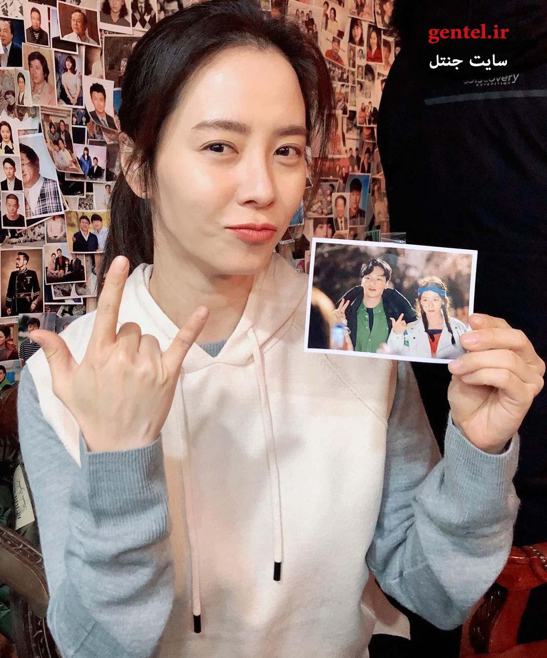 بیوگرافی و عکس های زیبای سونگ جی هیو