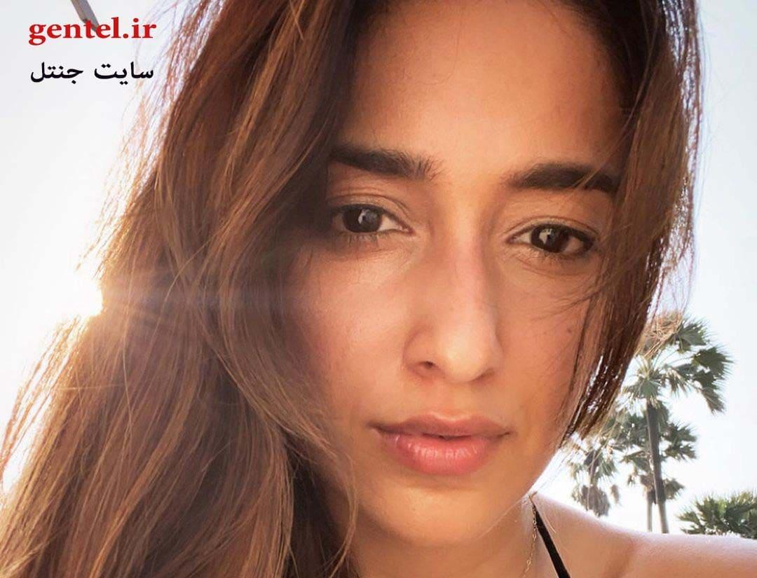 عکس بدون آرایش ایلینا دی کروز