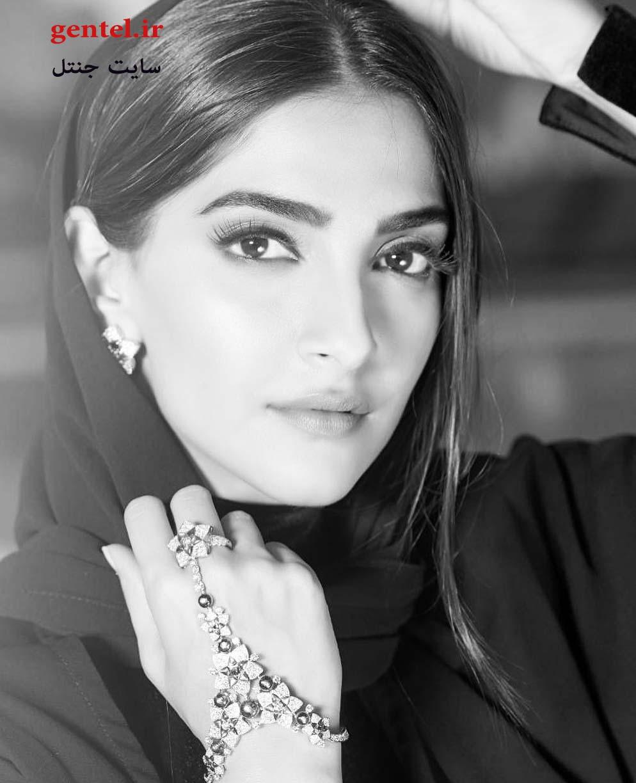 عکس های جدید و باحجاب سونام کاپور