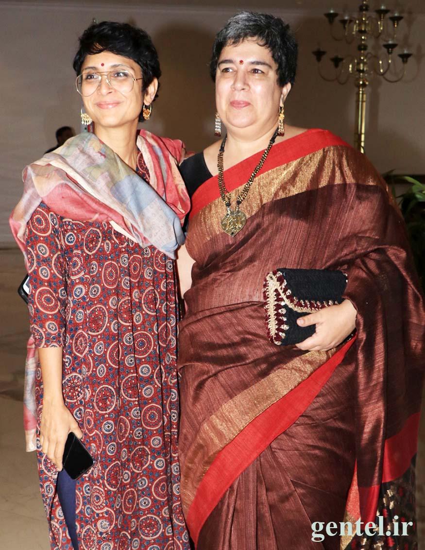 همسران عامر خان در کنار یکدیگر