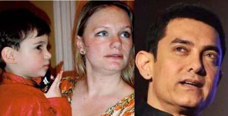 شایعات رابطه نامشروع و فرزند نامشروع عامر خان